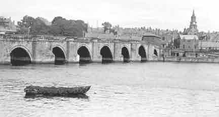Picture of Berwick, Old Bridge
