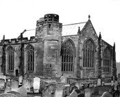 Alnwick, St. Michaels Church - Click for bigger image