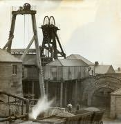 Bedlington, Pit and Winding Machinery - Click for bigger image