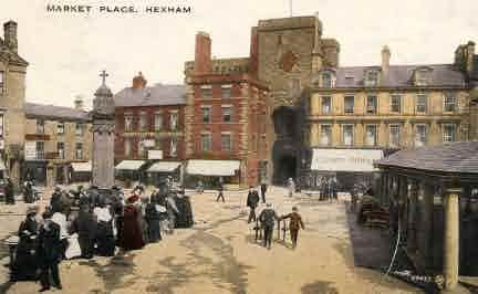 Picture of Hexham, Market Place