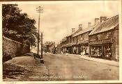 Bedlington, Market Place and Front Street - Click for bigger image