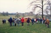 Alnwick Shrove Tuesday Football Match - Click for bigger image