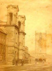 Morpeth, Town Hall - Click for bigger image