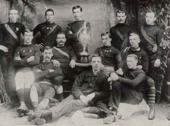 Picture of Cramlington, Shankhouse Black Watch football team