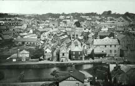 Picture of Morpeth, Town View