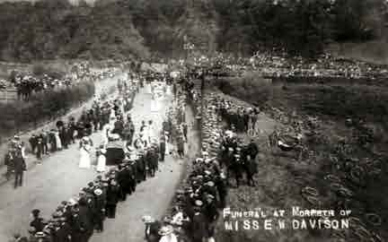 Picture of Morpeth, Funeral of Emily Davison