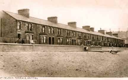 Picture of Berwick, Spittal's St. Helen's Terrace