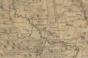 Armstrong's Map of Northumberland - Click for bigger image