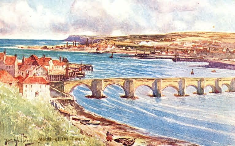 Picture of Berwick, Mouth of the Tweed