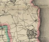 Fryer's Map of Northumberland - Click for bigger image