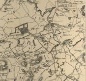 Greenwood's Map of Northumberland - Click for bigger image
