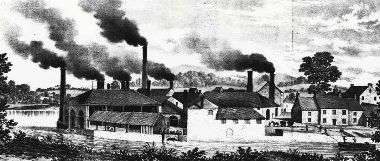 Picture of Bedlington Iron Works